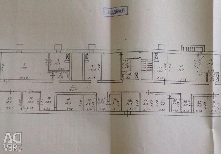 Satılık, boş alan, 61.92 m²
