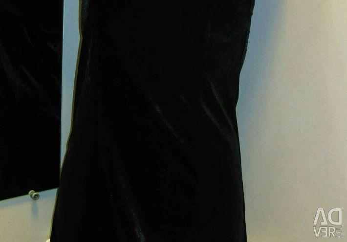 Sundresses: natural velvet and under jeans