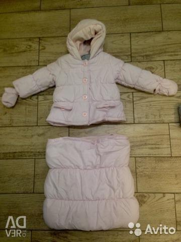 Jacket-Envelope mothercare overalls bolichin