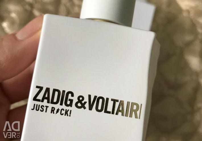 Zadig & Voltaire, Latual'da satın alınan yeni bir koku.