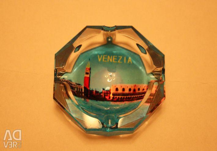 Gift ashtray VENEZIA