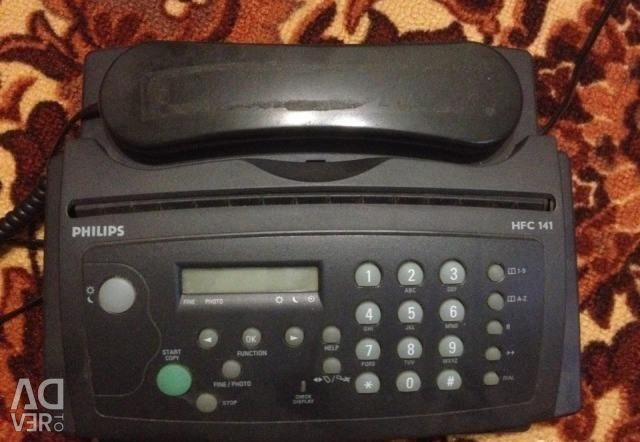 Secure Phone-Fax Philips