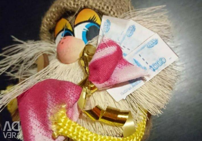 Brownie για τα χρήματα και την ευτυχία
