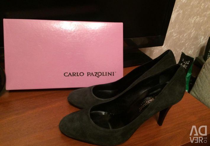 Shoes nat. Carlo pazolini