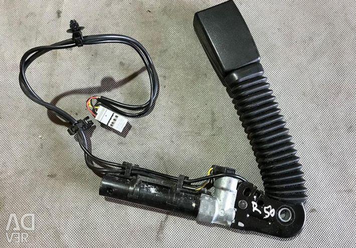 Ρυθμιστής ζώνης ασφαλείας δεξιά μίνι R56