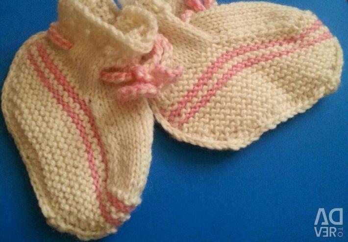 Тапочки и носочки