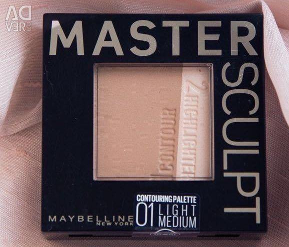 Sculpting powder Maybelline Master Sculpt
