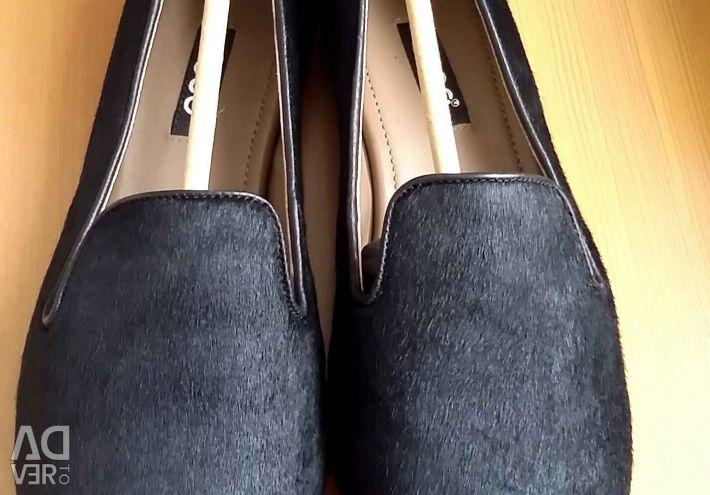 Νέα δερμάτινα παπούτσια ECCO ECCO παντού