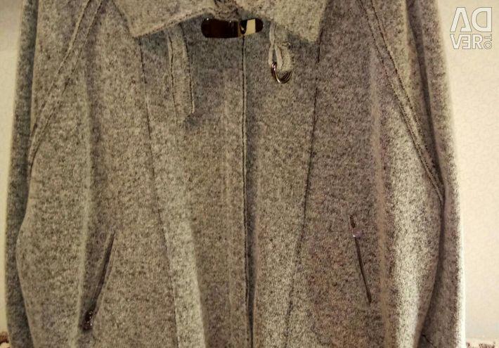Γυναικείο παλτό 52-54