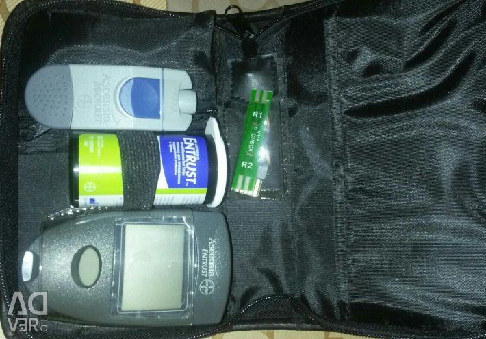 Glucometer Ascensia Entrust