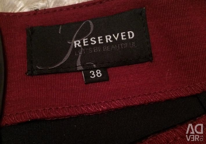 NEW RESERVED skirt