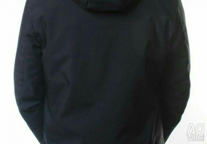 Jacket for men (35% cotton, 65 polyester)