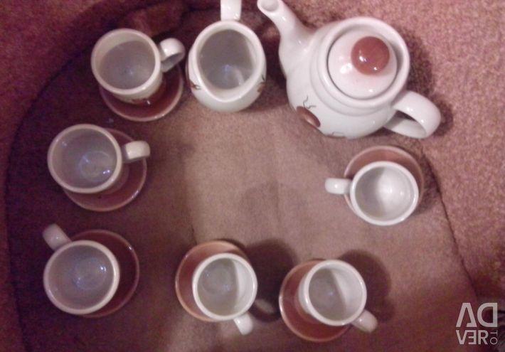 Serviciu de cafea