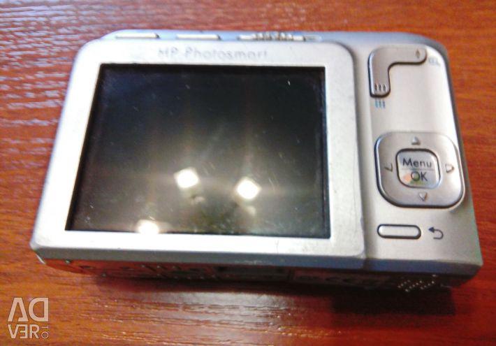 Фотоапарат HP Photosmart M537 (6.0 Mpx).