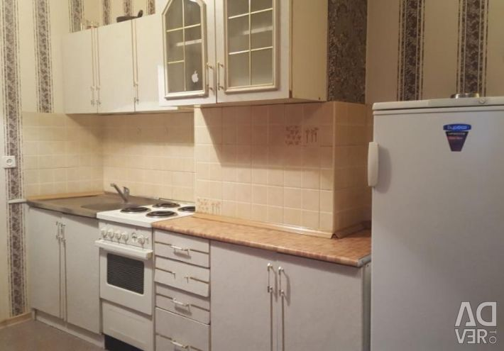 Apartment, free lay-out, 34 m²