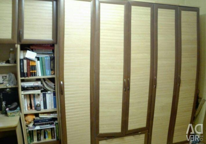 Cabinet, table (wall for schoolchildren)