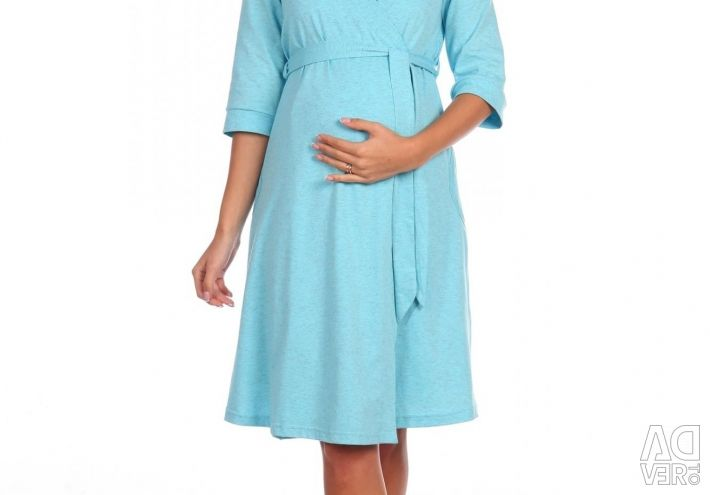 Set for pregnant and lactating mothers, turquoise.
