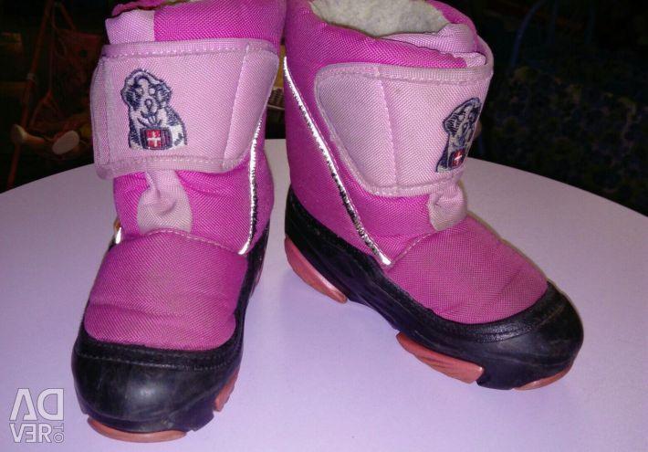 Χειμερινές μπότες, σε καλή κατάσταση