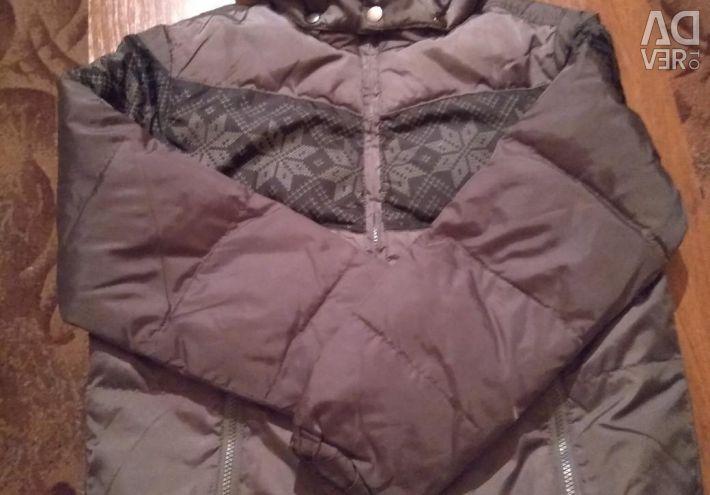 SELA down jacket