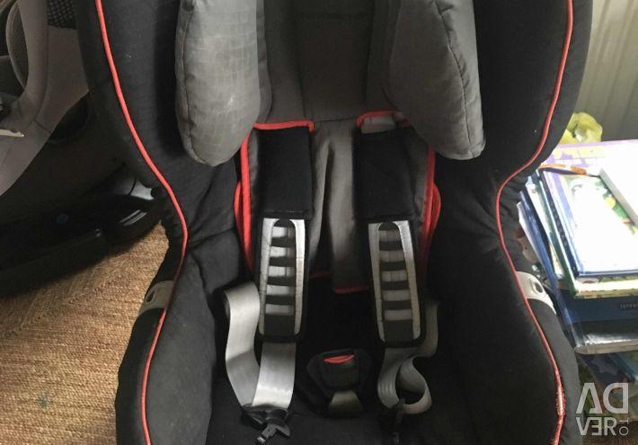 Car seat Porsche