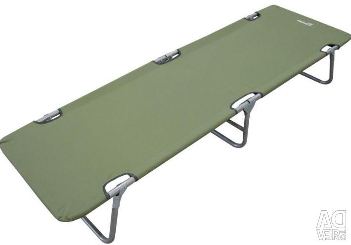 Κρεβάτι κάμπινγκ πτυσσόμενο κρεβάτι Helios 180 cm