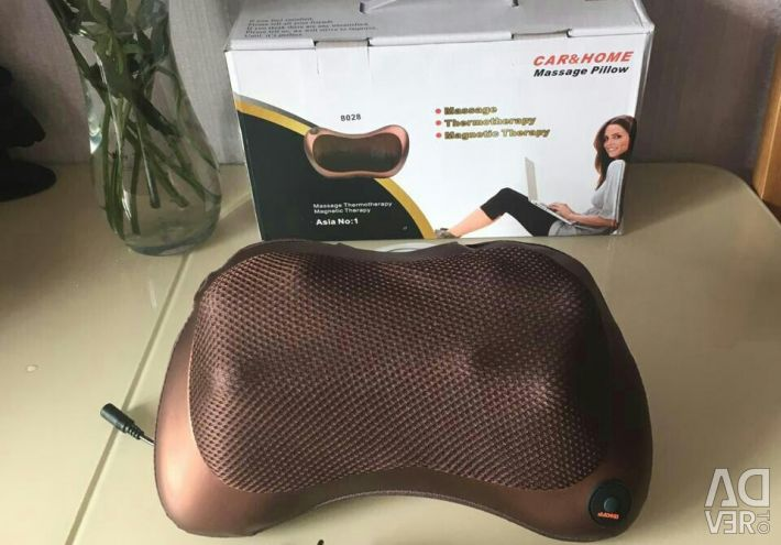 Car massage cushion