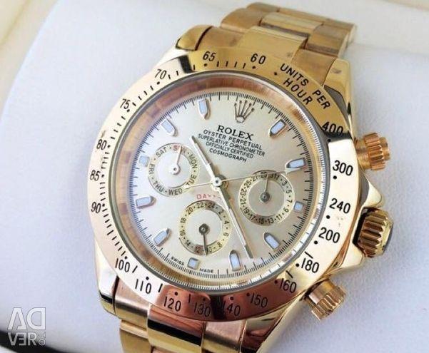 Чоловічі механічні годинники Rolex Daytona