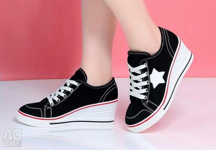 Fashionable women's shoes