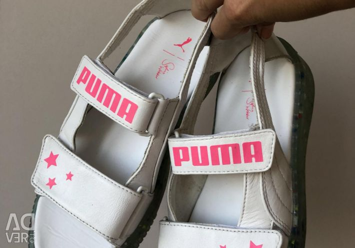 Сандалии Puma Sophia Webster Platform Sandal SPLTR