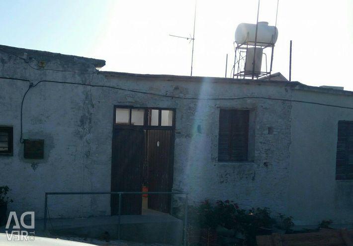Традиционный дом в Лефкаре