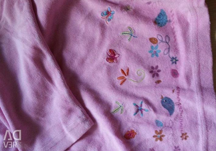 152 și 164 cm pijamale de fleece