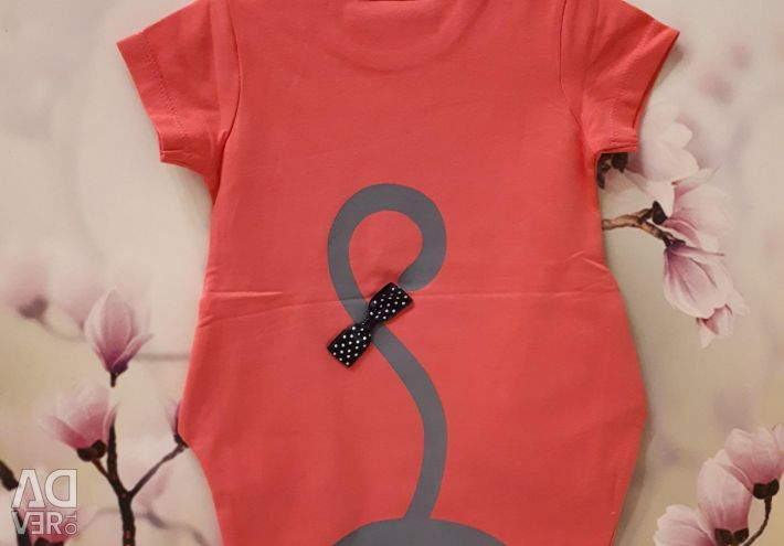 Dress tunic new baby