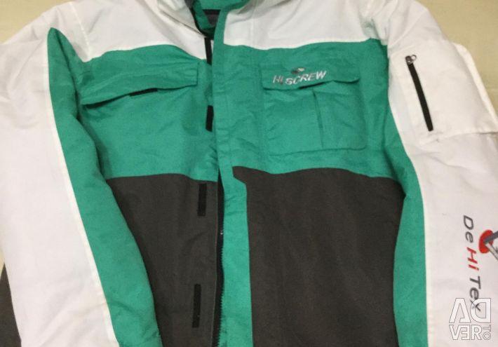 Ski suit