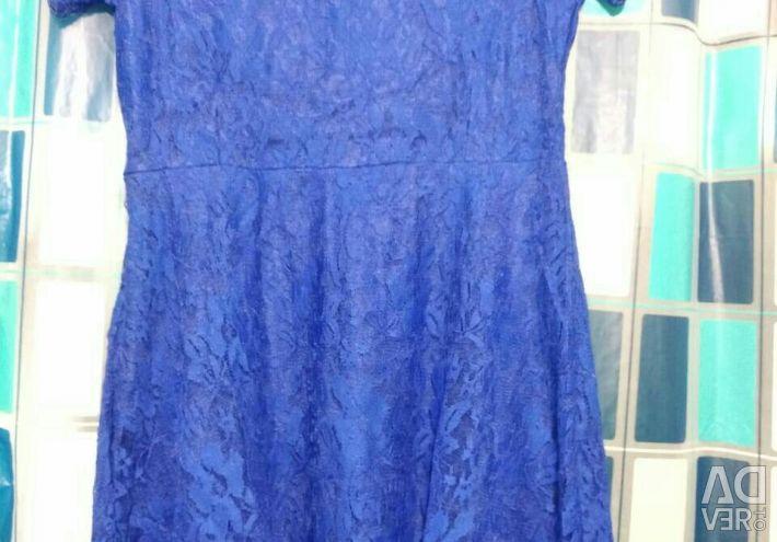 Noul rochie de dantelă - stretch! 46 pp!