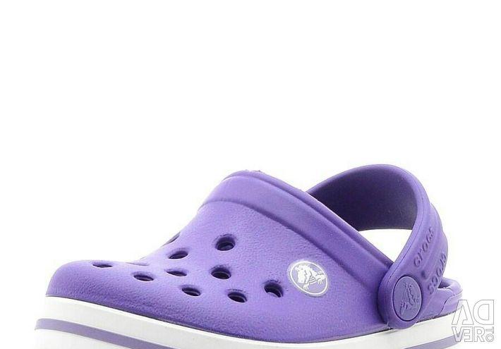 Sabo Crocs- 25-26 / s8-9 r