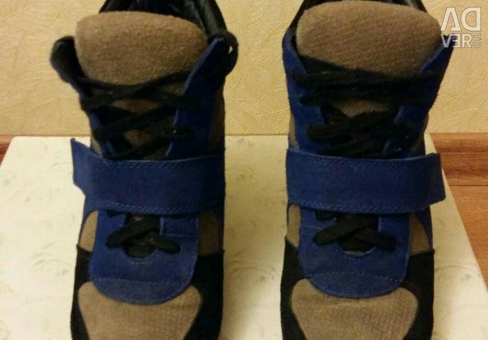 ASH кросівки на платформі