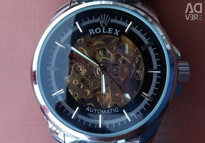 Mechanical watches. Men's ROLEX.
