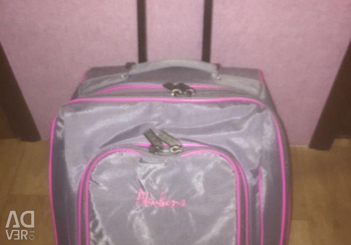 Сумка+чемодан