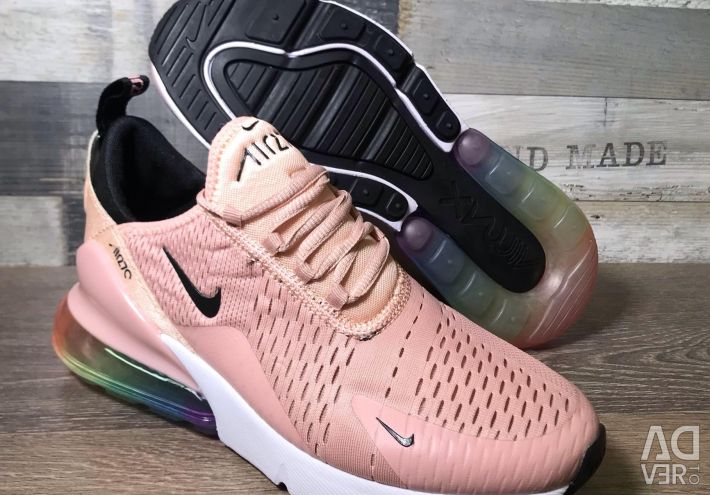 Women's Nike Air Max 270 Flyknit Sneakers