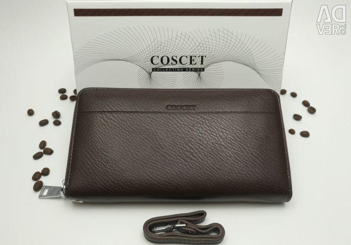 Men's Clutch Wallet
