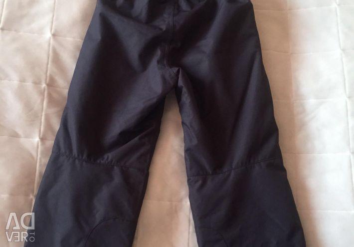 New bib overalls Reima