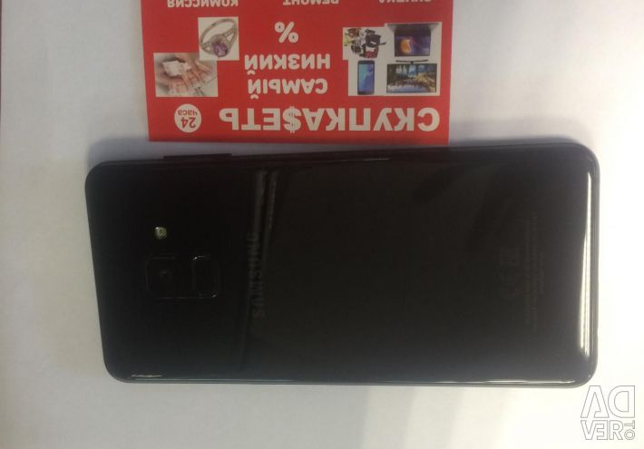 Samsung Galaxy A8 + Phone