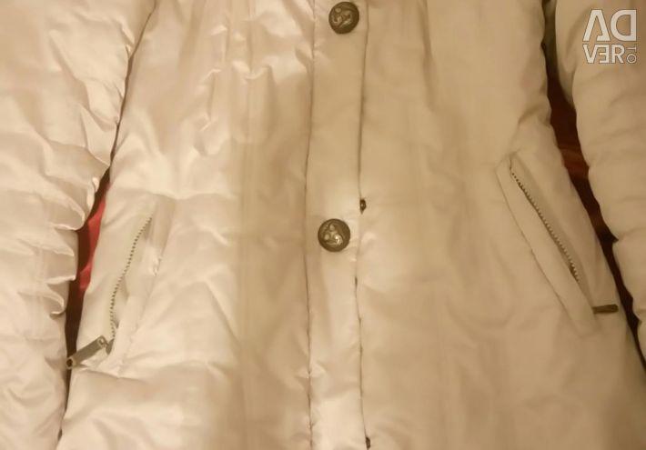Coat down jacket