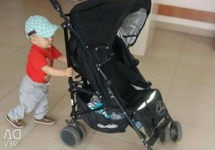 Stroller from 6 months