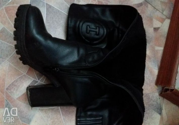 Boots winter 36-37 size (scab)