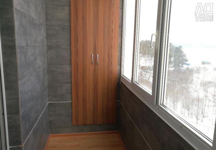 Daire, 2 oda, 57 m²