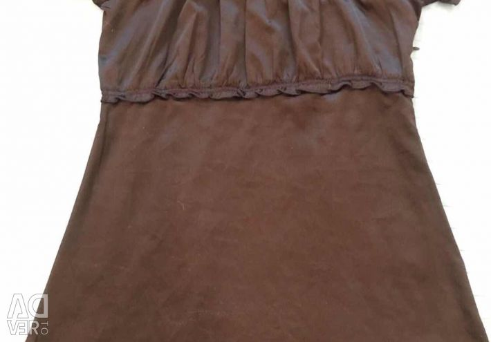 Silk Dress in the style of baby doll 44/46