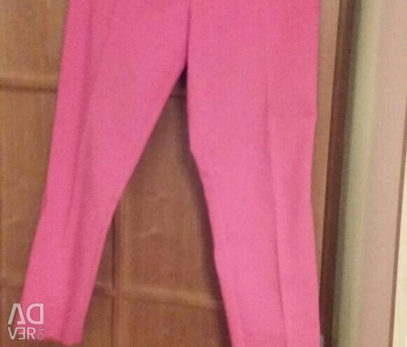 Pantaloni pentru femei roz