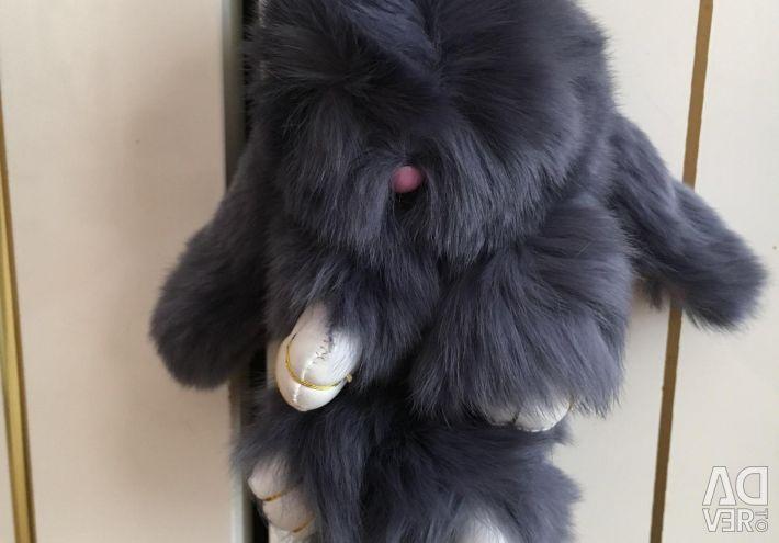 Keychain rabbit new