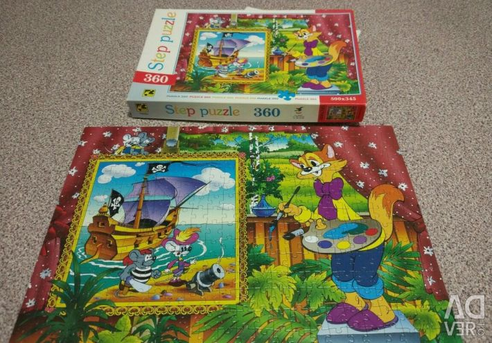 Puzzles and the book